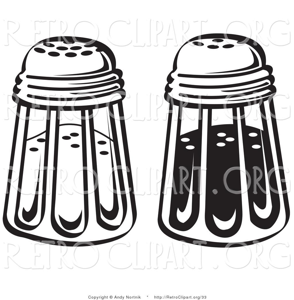 Retro Salt Pepper Shakers Salt And Pepper Shakers in