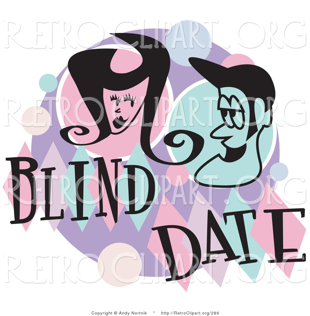 Dating a blind man